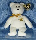 TY HOLY FATHER the BEAR BEANIE BABY MINT TAG incollectors box