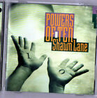 Powers of Ten by Shawn Lane (CD,Warner Bros) great cd amazing guitarist