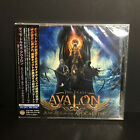 TIMO TOLKKI'S AVALON Angels Of The Apocalypse JAPAN OBI CD Stratovarius Conquest