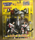 1998 Starting Lineup Classic Doubles Scott Stevens and Martin Brodeur