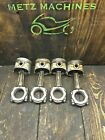 1979 79 KAWASAKI KZ650D KZ650 KZ SR 650 D2 Pistons Rings Connecting Rods OEM