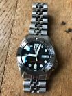 Seiko SKX013 MOD, Jubilee, Diver, Military Hands, Date, Full Set.