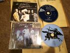 THE BLACK CROWES - KICKING MY HEART AROUND + BY YOUR SIDE  CD SINGLES