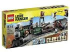 LEGO 79111 The Lone Ranger Constitution Train Chase New in box