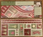 Creative Memories Holiday Sparkle JUMBO Great Length Stickers