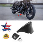 Front Chin Fairing Spoiler Fit for Harley Custom XL1200C XL883C Sportster JH2