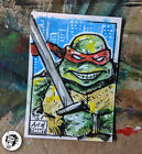 2019 Topps Art of TMNT Teenage Mutant Ninja Turtles Trading Cards 22