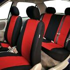 Car Seat Covers Neoprene Heavy Duty Waterproof Full Set Universal Fit