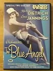 The Blue Angel 1930 Marlene Dietrich DVD 2001 Special 2 Disc Set KINO VIDEO