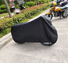 210D Oxford Waterproof Motorcycle Cover For Moped Scooter UV Dust Prevention