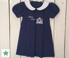 Smocked Christmas Dress Nativity Dress FREE SHIPPING