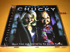 BRIDE of CHUCKY soundtrack CD childs play judas priest motorhead slayer w zombie