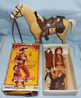 VTG1973 MARX BEST OF THE WEST JOHNNY WEST FIGURE 2062 IN BOX W ACCESS