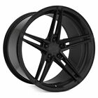 20 Rohana RFX15 Black 20x9 Forged Concave Wheels Rims Fits Acura TL
