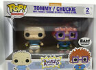 Funko POP! Animation 2 Pack Rugrats Tommy Chuckie BAM Exclusive NIB Nickelodeon