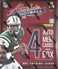 2013 Absolute Factory Sealed Football Hobby Box Le'Veon Bell AUTO RC ??