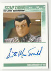 2013 Rittenhouse Star Trek: The Next Generation Heroes and Villains Trading Cards 2