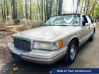 1994 Lincoln Town Car Executive for $500 dollars