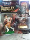 1997 STARTING LINEUP DOUG FLUTIE HEISMAN COLLECTION BOSTON COLLEGE FIGURE SEALED