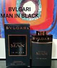 BVLGARI MAN IN BLACK  1, 2, 3, 5, 7 & 10ML SPRAY 100% AUTHENTIC
