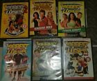 Lot 6 The Biggest Loser Workout Fitness Workout DVDs