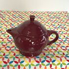 Fiestaware Cinnabar 2 Cup Teapot Fiesta Retired Small Childs Teapot