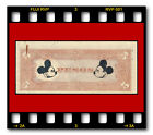 PHILIPPINES JAPANESE GOVERNMENT 5 PESOS P 110 1943 BANKNOTE PAINTED MICKEY MOUSE