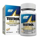 GAT Testrol GOLD ES Test, Muscle, Male Performance Booster - 60 tablets