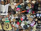 Vintage early  mid century mixed size  color 4 lb 9 oz Bag Sewing Buttons
