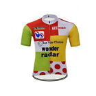 WONDER RADAR LA VIE CLAIRE Cycling Jersey mens team cycling Short Sleeve Jersey