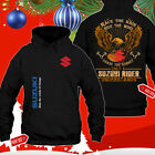 Suzuki/XL-7/FXR150/Hayabusa/Race The Rain/Ride The Wind Men's US Hoodie Hot Gift