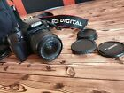 Canon EOS 1000D 10.0MP - Black (Kit w/ EF-S 18-55mm Lens)