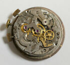 VENUS 188 CHRONOGRAPH MOVEMENT WITH DIAL AND HANDS