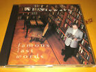 AL STEWART cd FAMOUS LAST WORDS (measa 1993) tori amos peter white david pack