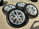 22 Ford Expedition F 150 OEM 2019 2020 Navigator rims wheels tires 2018 10145