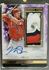 Mike Trout Signs Exclusive Autograph Deal with Topps 8