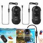 Submersible Aquarium Heater Digital Fish Tank Heater with Automatic Temperature