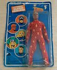 MEGO Human Torch 1979 Action Figure French Canadian Original CARDED Rare