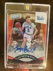 LONZO BALL 2017 Panini National Convention AUTO Autograph VIP Red REF 23 25