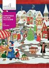 Christmas Village Tile Anita Goodesign Scene Embroidery Design CD NEW 144AGHD