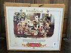 CIB Grandeur Noel Bethlehem Nativity Christmas Village Set 2001 Collector Ed