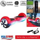 65 2 Wheels Electric Motorized Scooter Hoover Board LED 250W2 Birthday Gift