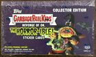 2019 Topps Garbage Pail Kids Revenge of Horror-ible Hobby Collector Box