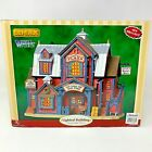 Lemax Vail Village Horse Shoe Plaza Village Collection Lighted Retired 2008