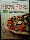 Weight Watchers cookbook PIZZA PIZZA book Points Plan food guide meals recipes