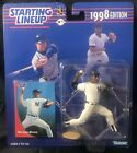 Starting Lineup 1998 Mariano Rivera New York Yankees Action Figure By Kenner