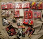 Two Complete Michael Jordan Starting Lineup Collection sets +Extras SLU BULLS