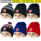 MG Cars Morris Garages Beanie Hat Embroidered Logo Warm Knit Mens Accessories