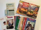 Lot WEIGHT WATCHERS 2001 COMPLETE FOOD COMPANION DINING OUT Points Manager