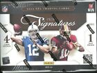 2012 Prime Signatures Football Hobby Box Russell Wilson RC ??
